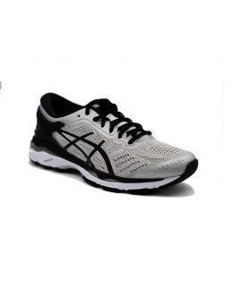 נעלי ריצה asics-kayano-24-gray