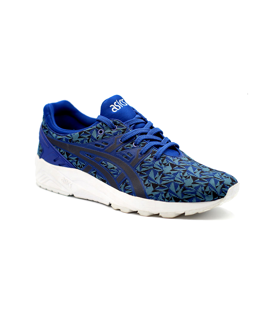 נעל הליכה kayano-fashion-blue